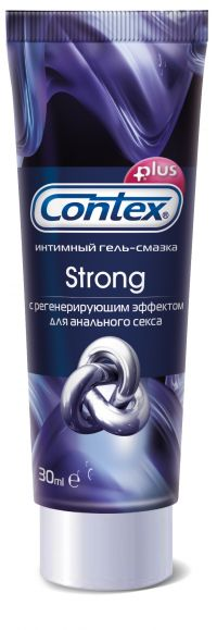 Гель смазка contex 30мл strong (ALTERMED CORPORATION A.S.)
