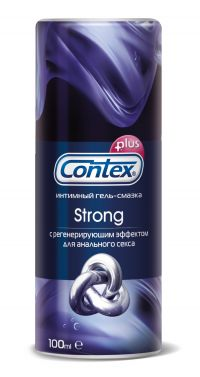 Гель смазка contex 100мл strong (ALTERMED CORPORATION A.S.)